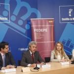 """Leandro Esteban valora la última encuesta: """"los ciudadanos apoyan el proyecto de la presidenta Cospedal porque está en el camino correcto y aporta soluciones"""""""