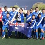 El Manzanares CF juega en primera división con Twitter: estrena una «cuenta global» bilingüe