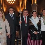 """Rosa Romero pide más empleo a la Virgen de Alarcos y el consejero Marín recalca que """"el Gobierno de Cospedal estará siempre al lado de la Iglesia"""""""