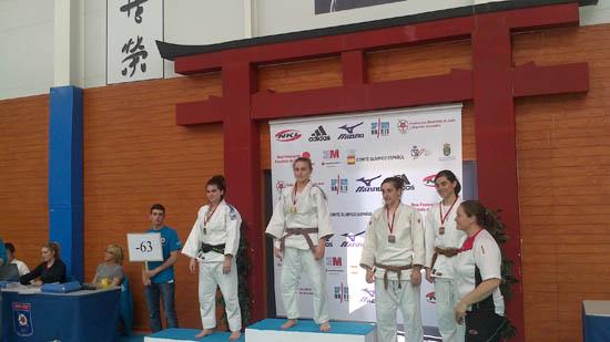 La ciudadreale a sara ortega campeona de judo de la for Rea comunidad de madrid