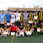 Finaliza la temporada para la Escuela de Fútbol Municipal de Argamasilla de Alba