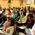 La búsqueda del bienestar del niño reúne en el Mancha Centro a 150 profesionales de la salud y la educación