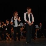 """Reestreno de """"El expreso de las melodías"""" en el Teatro Municipal de Alcázar en homenaje al recordado maestro Pinilla"""
