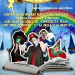 """La Compañía de Teatro Los bichos de Luz trae a Villanueva de los Infantes """"Erase una vez…"""""""