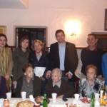 Homenaje del Ayuntamiento de Bolaños a la mujer centenaria Concha Aranda