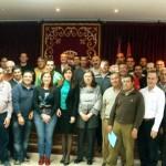 44 agricultores de Carrión de Calatrava han participado en el curso de manipulador cualificado en productos fitosanitarios