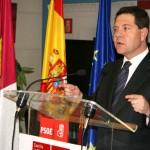 """García-Page: """"Mientras se esconde para no hablar de sobres y sobresueldos, Cospedal está fabricando un pucherazo electoral"""""""
