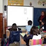 La APCR comienza a impartir sus talleres de periodismo en los colegios de la capital