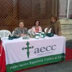 Ciudad Real: La AECC sale de nuevo a la calle para recaudar fondos en su 60 aniversario