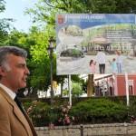 El Ayuntamiento de Ciudad Real pone en marcha una campaña informativa sobre la remodelación de los Jardines del Prado