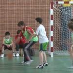 Decenas de escolares participan de la quinta edición del Torneo Interescuelas de Basket 3×3