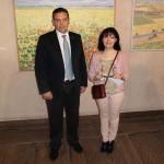 El Museo de El Pósito abre sus puertas a la exposición  'Quijotes en el entorno de Criptana' de Lourdes Arteaga