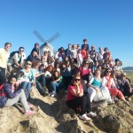 El CP La Espinosa de Daimiel organiza el último encuentro Comenius