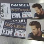 Las entradas para Pablo Alborán ya se pueden comprar en Daimiel