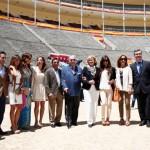 """Marín afirma que Castilla-La Mancha es una región """"sin complejos que defiende la libertad de los ciudadanos de acudir a los toros"""""""