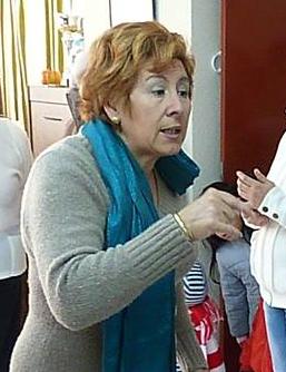 Ascensión Merino, presidenta de la FLAVE