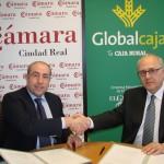 Globalcaja gestionará la Lonja Agropecuaria de Ciudad Real