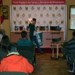 Manzanares: Gran expectación en el curso de inseminación artificial en caprino lechero