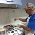 Los usuarios del centro ocupacional de Manzanares inician un curso de cocina