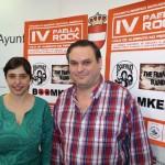 Puertollano: Música local por la solidaridad en el IV Festival Paella Rock