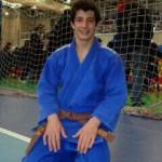 El judoka pedroteño Jesús Zarco consigue un valioso bronce en el Campeonato de España