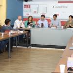 """Caballero (PSOE) recrimina la """"hipocresía"""" de Cotillas por no unirse a PSOE, IU y UPyD para pedir un plan de empleo al tiempo que se lo exige a la Diputación"""