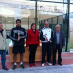SOLMAN con la colaboración del Patronato Municipal de Deportes de Ciudad Real organizó el II Torneo de Pádel Solidario