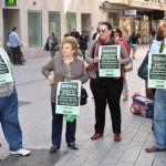 """ADICAE y los preferentistas dan un """"toque"""" a Bankia"""