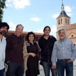 El conocido actor Pedro Miguel Martínez protagonizará la primera coproducción del Patio de Comedias de Torralba con La Cantera