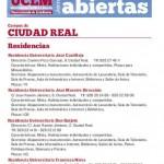 Jornada de puertas abiertas en la Universidad de Castilla-La Mancha