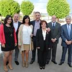 El alcalde de Valdepeñas valora es esfuerzo de los profesionales de AFAD y promete ayuda por parte del Ayuntamiento