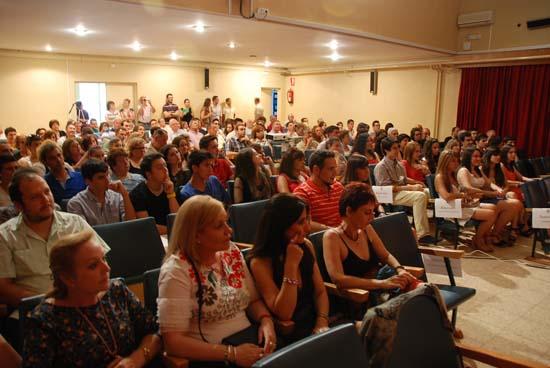 Alumnos, padres y profesores