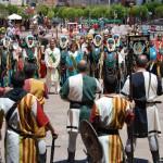 Al-Kasar escenifica el enfrentamiento entre moros y cristianos por la conquista de Alcázar de San Juan