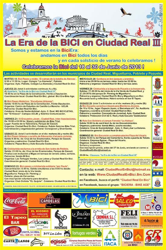 BiciEra III CR Cartel SRA3