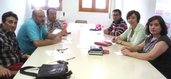 CCOO-PSOE Alcázar