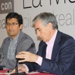"""Jáuregui cree que la reforma """"indefendible e impresentable"""" del estatuto de CLM planteada por Cospedal no saldrá adelante"""