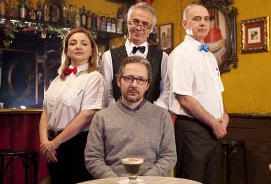 Cafe Irlandes, corto Pablo Conde