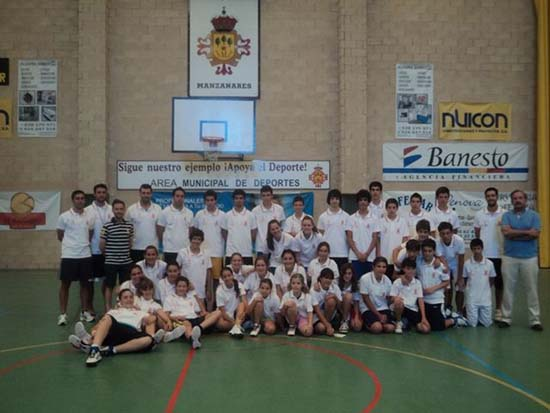 Campus basket 2012