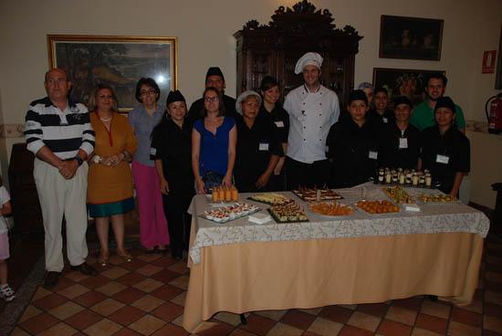 Alc zar de san juan nueve alumnos finalizan la parte - Cursos de cocina en ciudad real ...