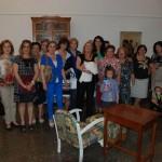 Alcázar: La Casa de Cultura acoge una selección de trabajos del curso de artesanía y manualidades de la Universidad Popular