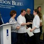 Elsa García Maroto no consiguió finalmente uno de los premios de Le Cordon Bleu: «Esta puerta se ha cerrado, pero se abrirán otras»