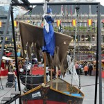 El Mercado Medieval, que se celebrará del 7 al 10 de mayo, estará dedicado este año al Quijote