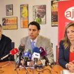 """Ciudad Real: Lola Merino destaca la colaboración entre AJE y Ayuntamiento como """"la clave del éxito"""" del vivero de empresas"""