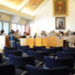 La alcaldesa de Ciudad Real niega a IU el permiso para usar el salón de plenos como escenario de un debate ciudadano sobre el estado de la capital