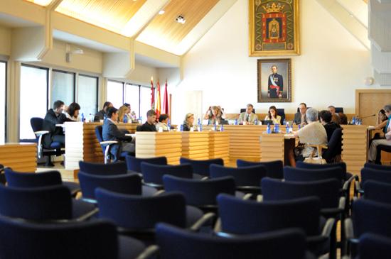 Pleno Ciudad Real