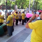 Puertollano: Piden 17 meses de cárcel para el simpatizante de los estafados por las preferentes que se enfrentó a la policía durante una protesta ante la sede del PP