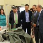 El delegado del Gobierno visita Tomelloso y Argamasilla de Alba