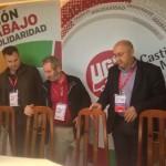 Juan Jiménez es reelegido secretario territorial de UGT en un congreso que elimina la Comisión Ejecutiva