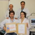 Alcázar: Oftalmólogos veteranos y residentes consiguen dos nuevos premios para el Mancha Centro