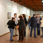 Con la muestra de pinturas y dibujos se clausura el taller de la UP de Argamasilla de Alba